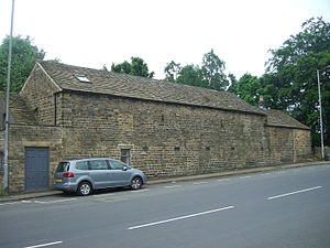Fulwood, Sheffield - The Guildhall on Fulwood Road