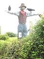 The Hebron Scarecrow - Bwgan Brain Hebron - geograph.org.uk - 1399463.jpg