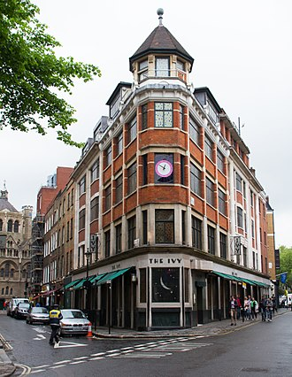 The Ivy - The Ivy, London