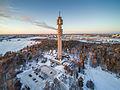 The Kaknäs Tower, Rootsi 2016 jaanuar.jpg