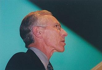 Stanley Fischer - Fischer at the LSE in 2003
