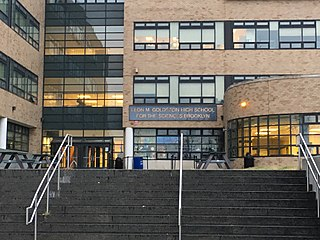The Leon M. Goldstein High School for the Sciences