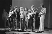 The New Seekers in 1972