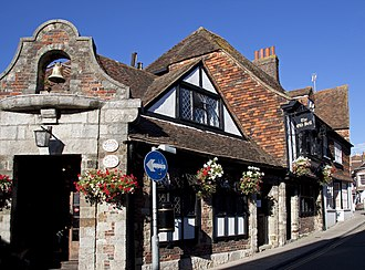 The Olde Bell, Rye - Image: The Old Bell Rye