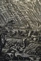 The Phillip Medhurst Picture Torah 338. The plague of hail and fire. Exodus cap 9 vv 18-26. Fridrich.jpg
