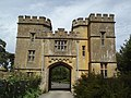 The Physic Garden - Sudeley Castle & Gardens - North Lodge gatehouse (14126946491).jpg