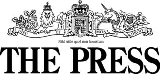 The Press - Image: The Press Christchurch