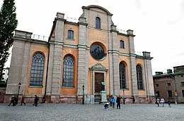 A Catedral Real - Gamla Stan.JPG