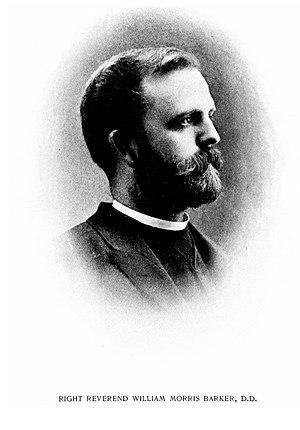 William Morris Barker - The Rt. Rev. William Morris Barker