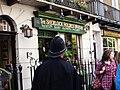 The Sherlock Holmes Museum, Baker Street, London - DSCF0462.JPG