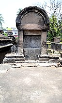 The Tomb of Louisa Mundy at Dutch Cemetery, Chinsurah.jpg