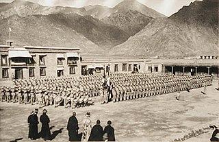 Sino-Tibetan War