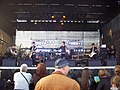 The Union Jacks Live at Breckfest 2008.JPG