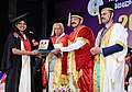 The Vice President, Shri M. Venkaiah Naidu presenting the Degrees to the Students, at the 20th Convocation of Rajiv Gandhi University of Health Sciences, in Bengaluru (1).jpg