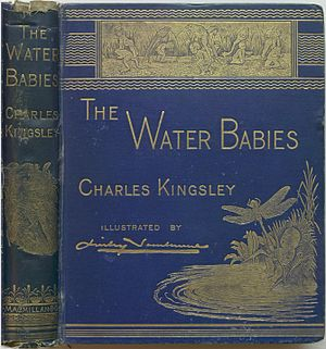 The Water-Babies, A Fairy Tale for a Land Baby - Image: The Water Babies by Charles Kingsley (cropped)