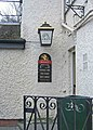 The Yew Tree (detail), Chester Road North - geograph.org.uk - 1100734.jpg