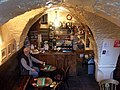 The cellar bar at Llanthony - geograph.org.uk - 1767757.jpg