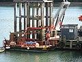 The channel marker vessel Big Foot. - geograph.org.uk - 552129.jpg