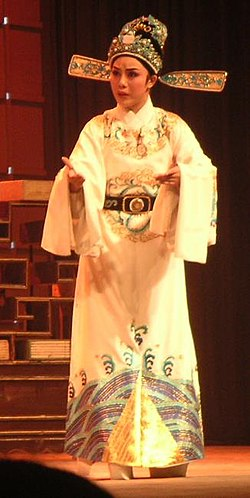 The clothes for Yueju Opera performance.jpg