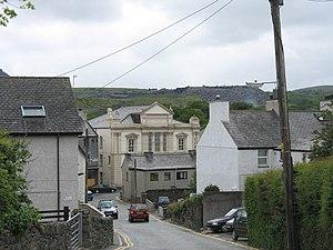 Bethesda, Gwynedd - Image: The former Capel Bethesda from Penybryn Road geograph.org.uk 432313