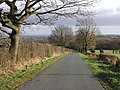The road from Stock Beck Moor to Kirkby Malzeard - geograph.org.uk - 312690.jpg