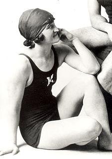 Thelma Payne American diver