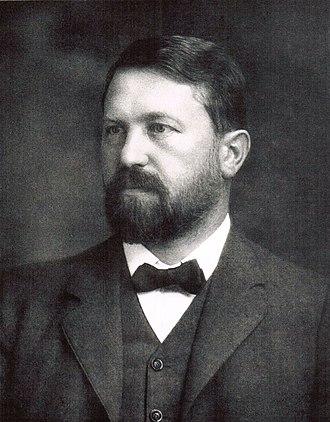 Theodor Boveri - Image: Theodor Boveri high res 2