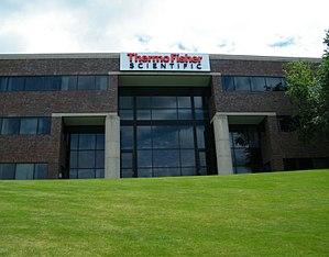Thermo Fisher Scientific - Thermo Fisher Scientific's previous headquarters in Waltham, MA