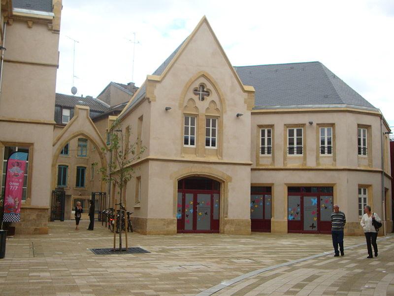 Centre Ville Gare Thionville
