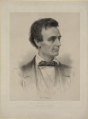 Thomas Hicks - Leopold Grozelier - Presidential Candidate Abraham Lincoln 1860 - Partial restoration.png
