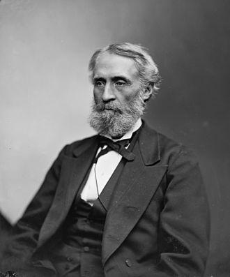 Thomas Lanier Clingman - Clingman in his later years