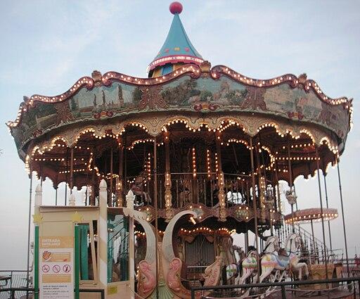 Tibidabo (atracció Carrousel)