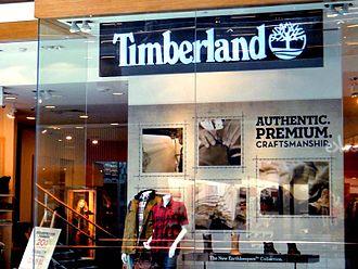 The Timberland Company - Timberland store, Marina Bay Sands, Singapore