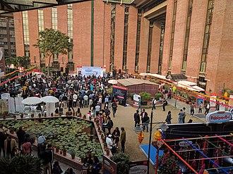 India Habitat Centre - Image: Times Lit Fest 2017