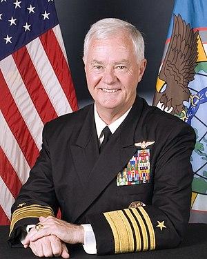 Timothy J. Keating - Admiral Timothy Keating