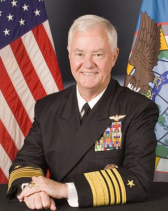 Timothy J. Keating - Admiral Timothy Keating