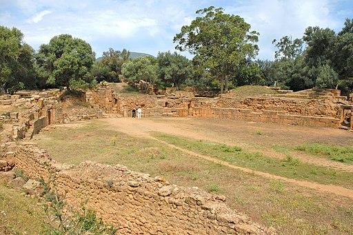 Tipaza amphithéâtre