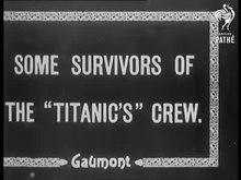File:Titanic Disaster - Genuine Footage (1911-1912).webm