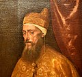 Titian, Portrait of Doge Francesco Venier, 1554-56 (1) (29279336146).jpg
