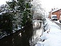 Tiverton , River Lowman by Chapel Street - geograph.org.uk - 1658615.jpg