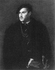 Ritratto di gentiluomo di Casa Farnese
