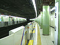 Toei-I13-Hakusan-station-platform.jpg