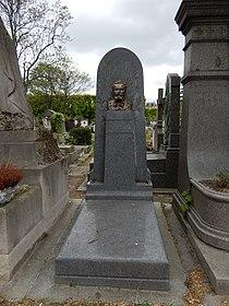 Tombe de Edouard Colonne (division 89).JPG