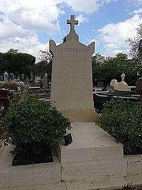 Tombe de Jean-Antoine Chaptal - Père Lachaise.JPG