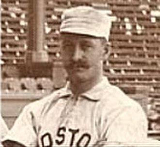 Tommy Tucker (baseball) - Image: Tommy Tucker Boston 1890