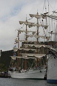 Tonnerres de Brest 2012 - 120716-042 Cuauhtemoc.JPG