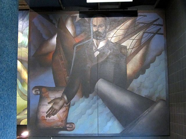 Archivo toral mario metro u chile wn arturo prat f02 for Mural metro u de chile