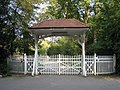 Toranlage im Bürgerpark - Bremen - 2011.jpg