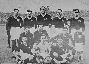 Torino F.C. - Torino during a tour of Argentina in 1929