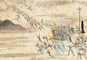 """Mononoke - """"Mononoke Kikyo no Koto"""" (物怪帰去の事) from the """"Totei Bukkairoku"""" (稲亭物怪録)"""